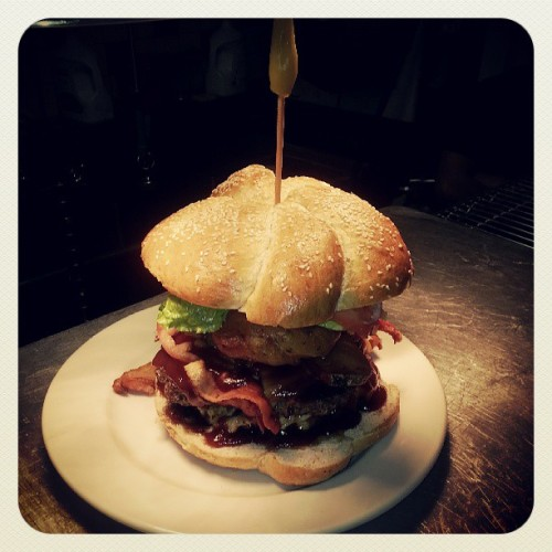 The Sir Henry Morgan 2 # Burger