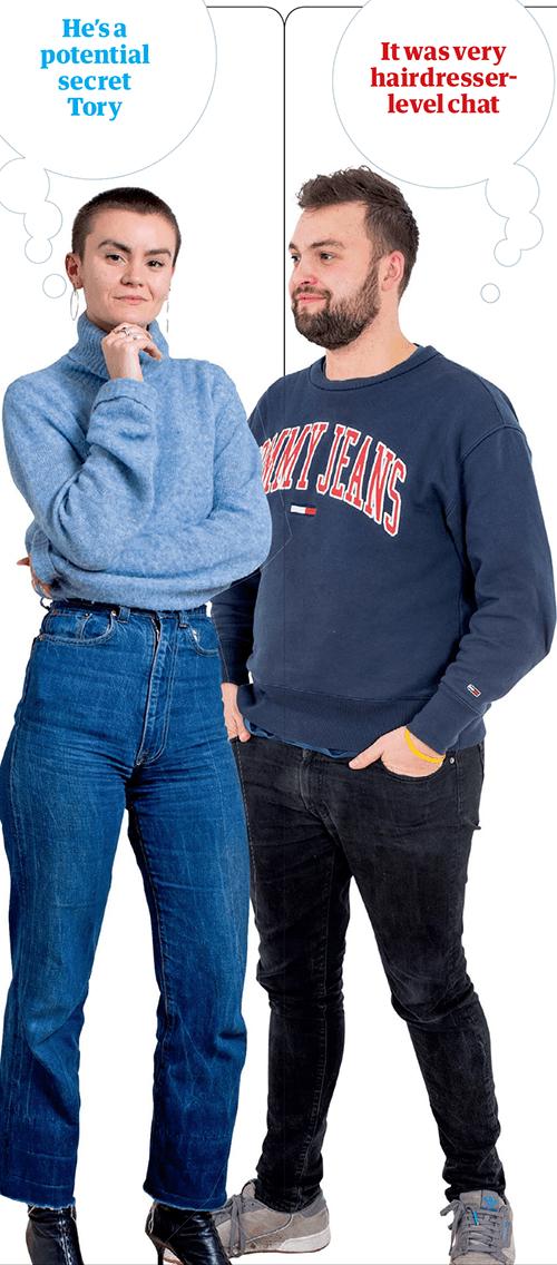 Jess and Josh