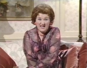 patricia routledge as Kitty
