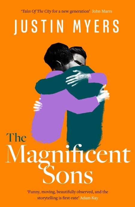 The Magnificent Sons paperback cover