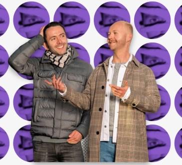 Chris and Greg