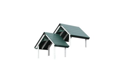 Double Vinyl Roof