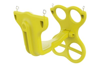 atlas single seat yellow