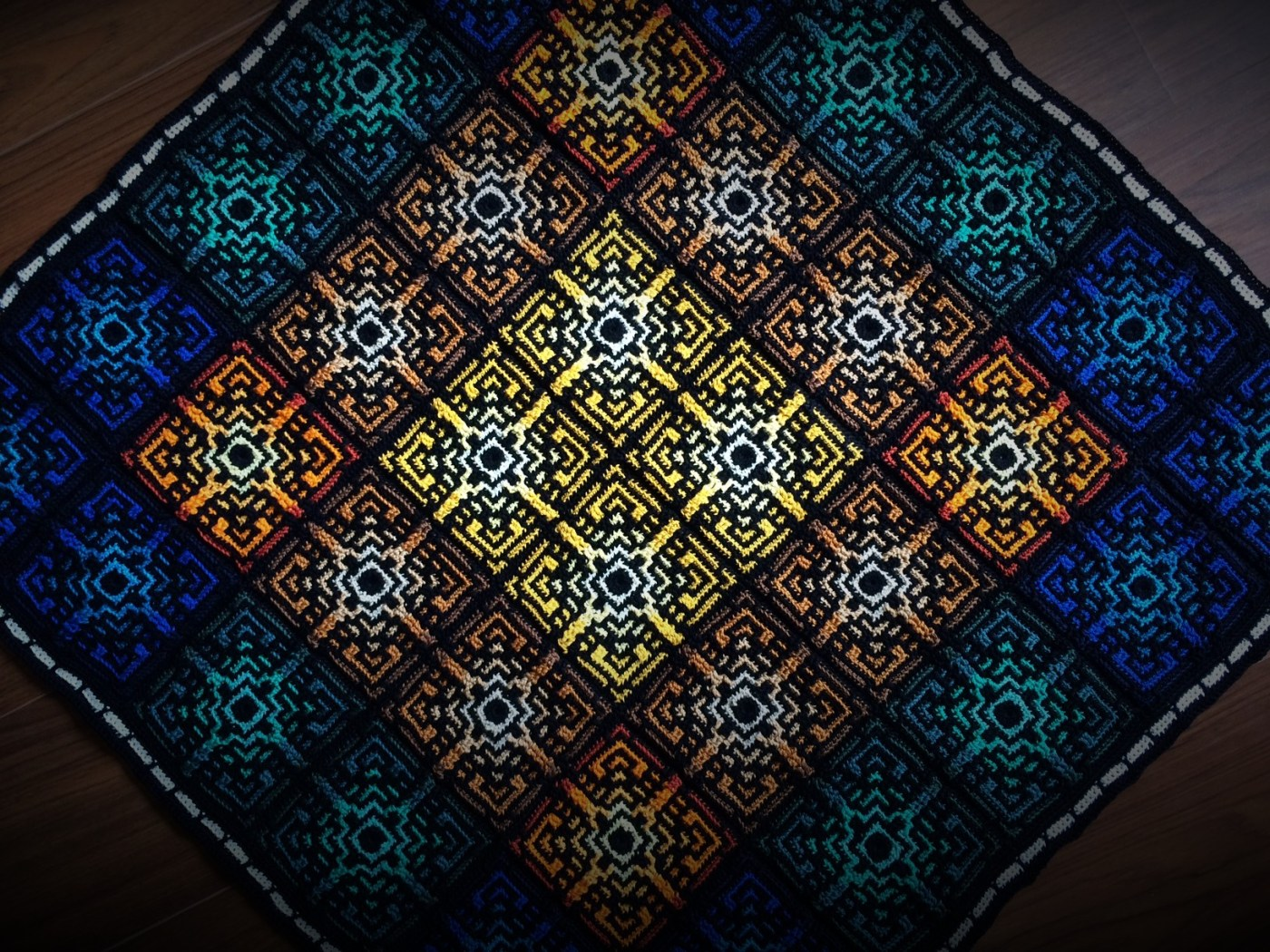 the medina mosaic tiles pattern is out