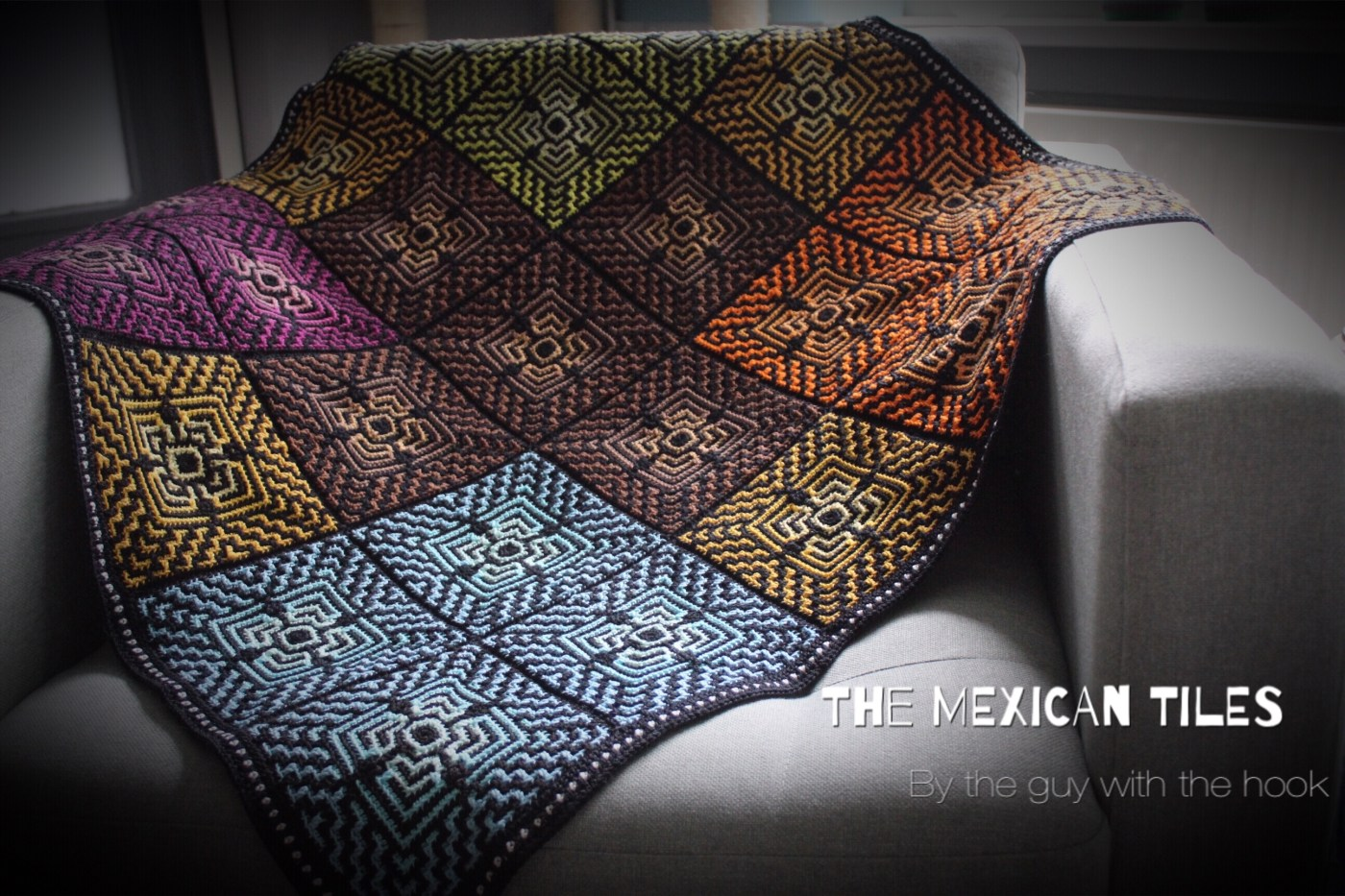 the mexican tiles pattern is out now