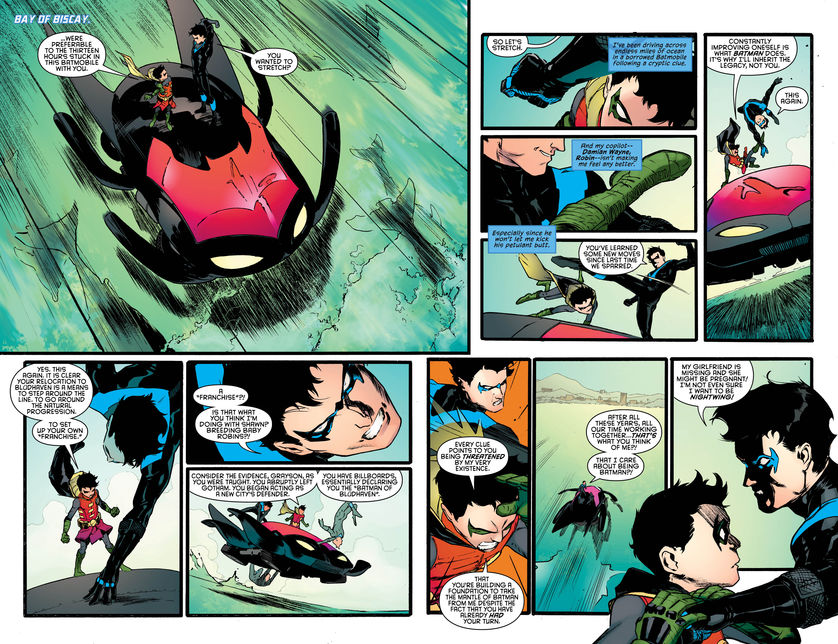 Who is the best girlfriend of Dick Grayson? - Dick Grayson - Comic ...