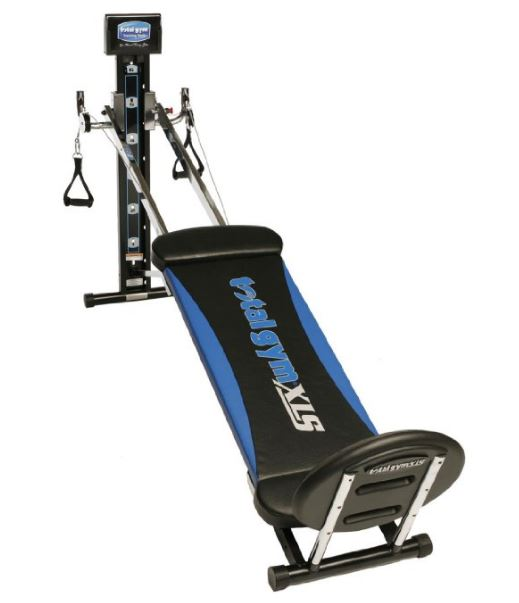 Total Gym XLS Review - Is this Home Trainer Worth the Money