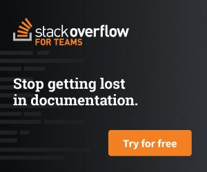 Stack Overflow Teams