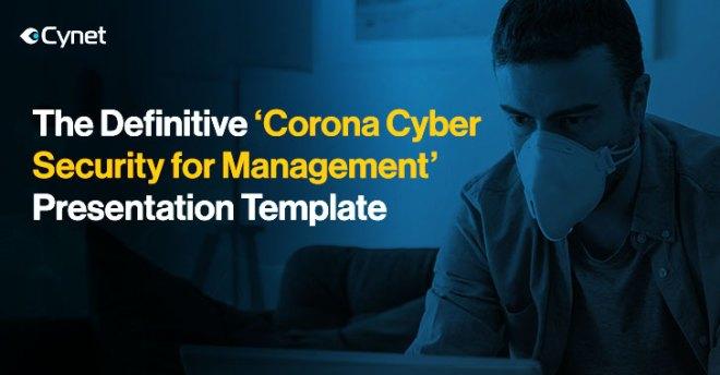 Coronavirus Cyber Security for Management