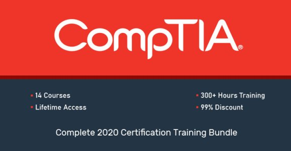 CompTIA Certification Preparation Training Courses Online