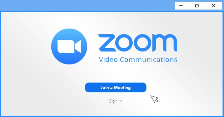 zoom video hacking