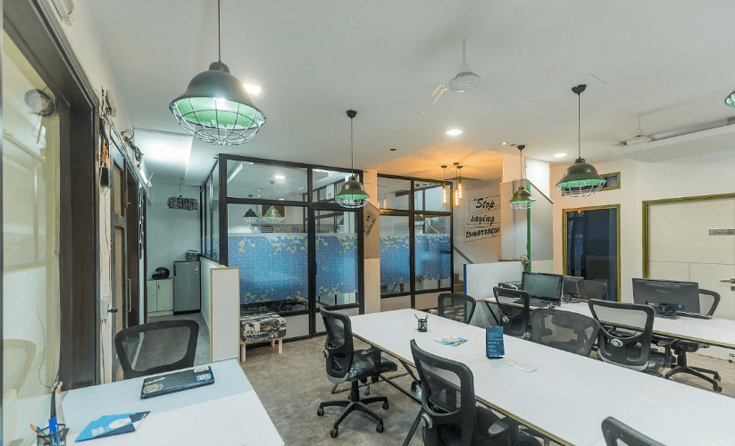 Urban Hive - Book Top Coworking Space in Green Park Entension - THS