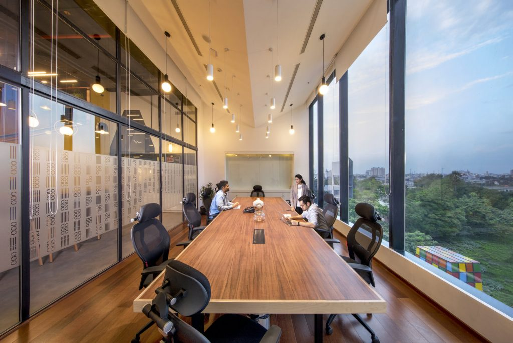 The Hive - Book Top Coworking Space in Thirumangalam -THS