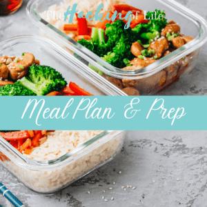 Meal Plan & Prep Banner