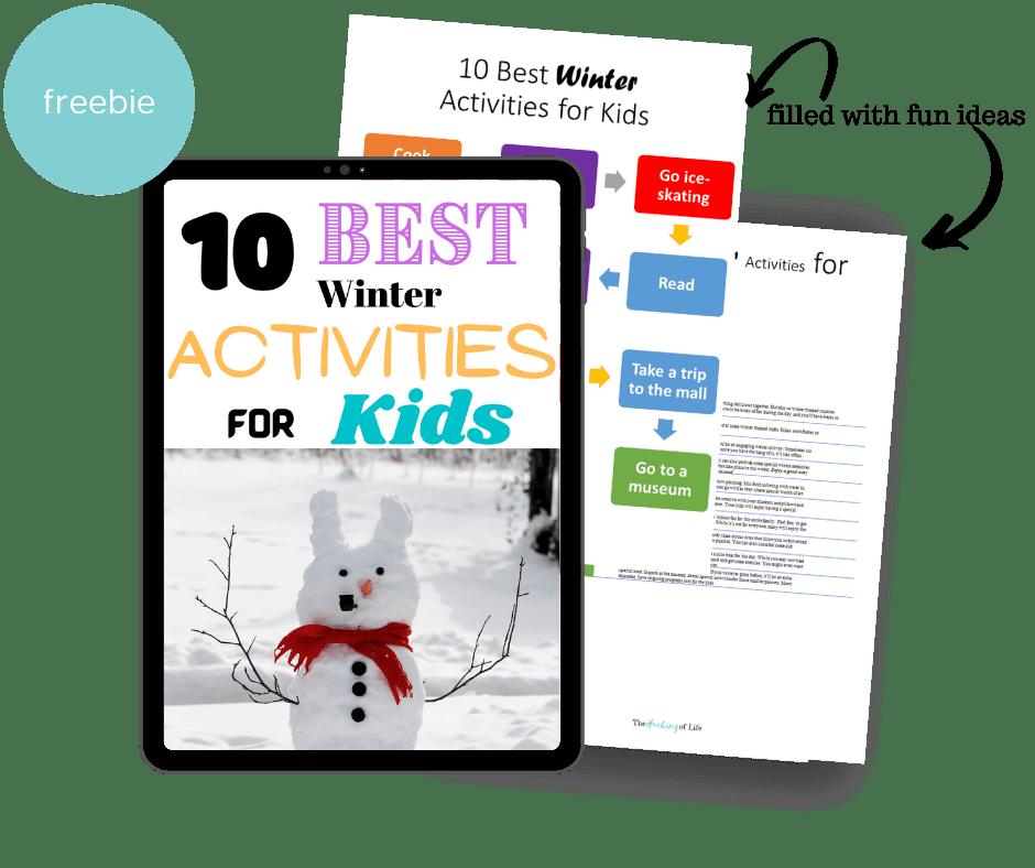10 Best Winter Activities for Kids