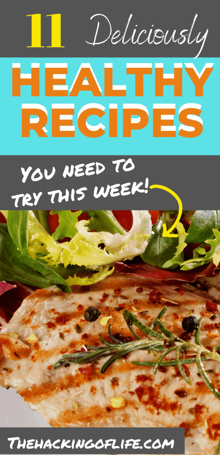 11 Deliciously Healthy Recipes for Dinner
