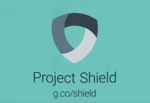 Google Project Shield
