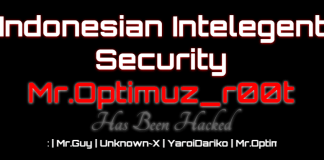 Official Afghanistan Central Business Registry Website Hacked by Indonesian Hackers