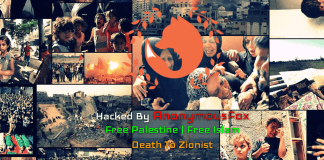 82 Kazakhstan Websites Hacked by AnonymousFox