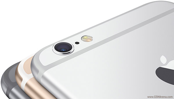 An Image of the iPhone 6 Camera