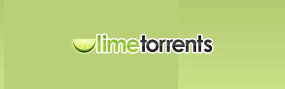 An image of LimeTorrents website logo.