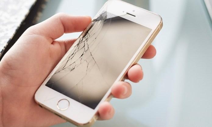 iPhone or iPad Screen
