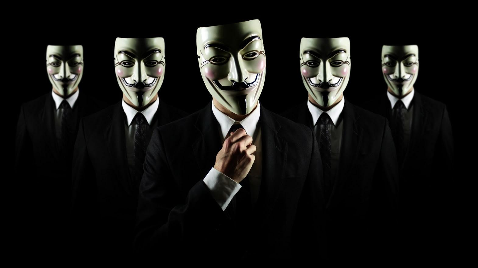 How to be Anonymous?