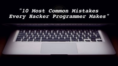 Photo of 10 Most Common Mistakes Every Hacker Programmer Makes