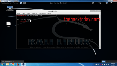 Photo of SipArmyKnief Vulnerability Analyser in Kali linux
