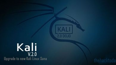 Photo of How to Upgrade (Kali Linux 1x to 2.0)