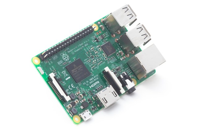 Latest Raspberry Pi 3, Built-in WiFi and Bluetooth Included
