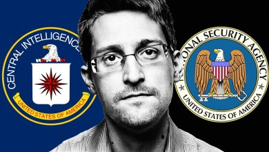 Photo of Edward Snowden Says NSA Leaks are a Warning to the United States