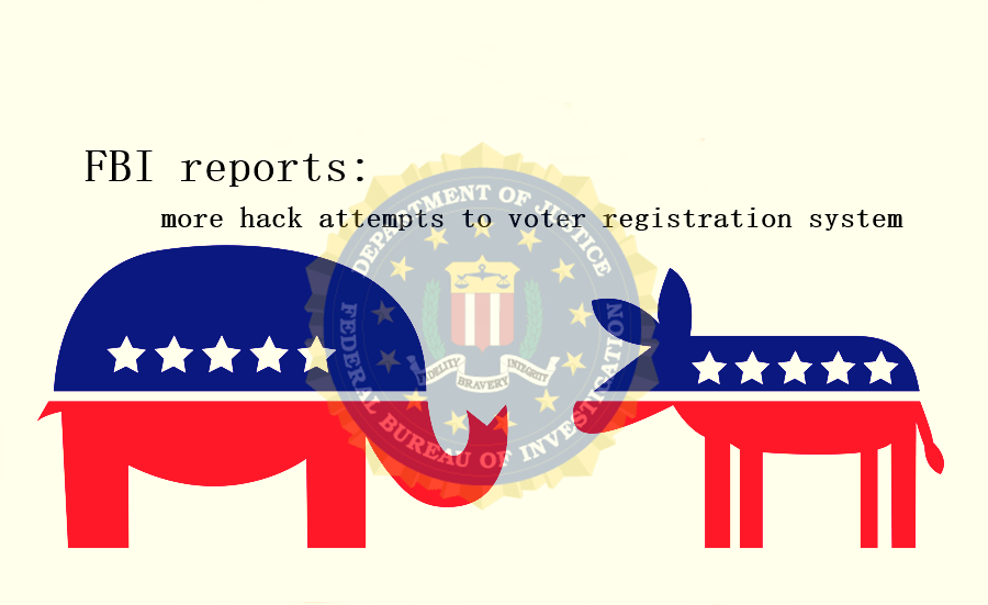 FBI reports more hack attempts to voter registration system