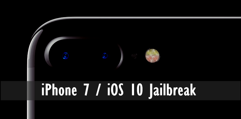 Hacker Jailbreaks iPhone 7 on Latest iOS 10