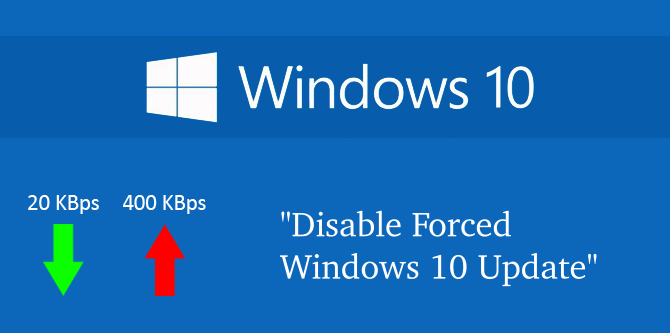 3 Simple Ways To Disable Forced Windows 10 Update