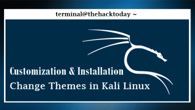 Photo of Change Themes in Kali Linux, Customization & Installation