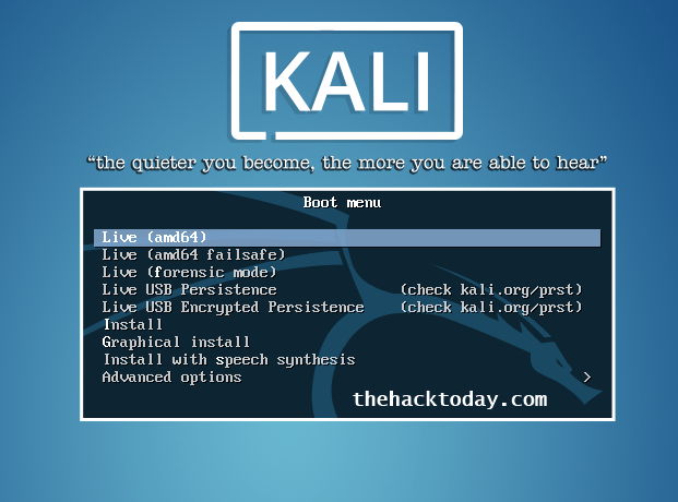 How To Install Kali Linux on your Computer