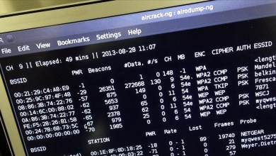 Photo of Cracking WPA/WPA2 With Kali Linux Using Crunch