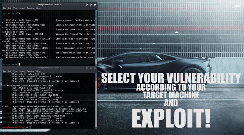 Get A Reverse Shell By Targeting Exploit in Internet Explorer