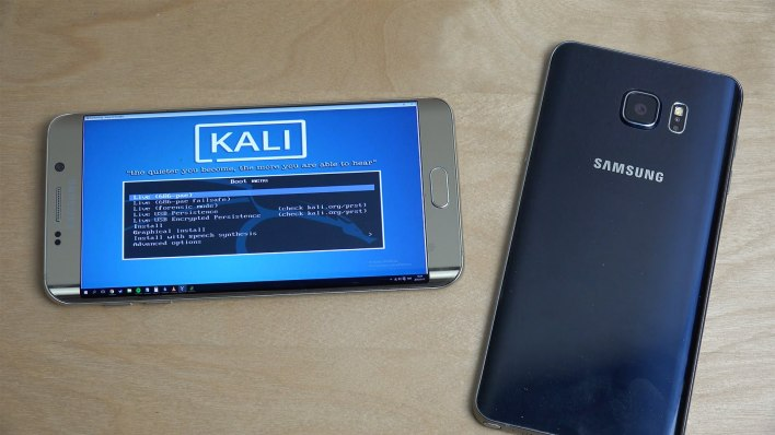 Run Kali Linux on Android Mobile Device