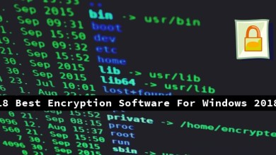 18 Best Encryption Software For Windows 2018