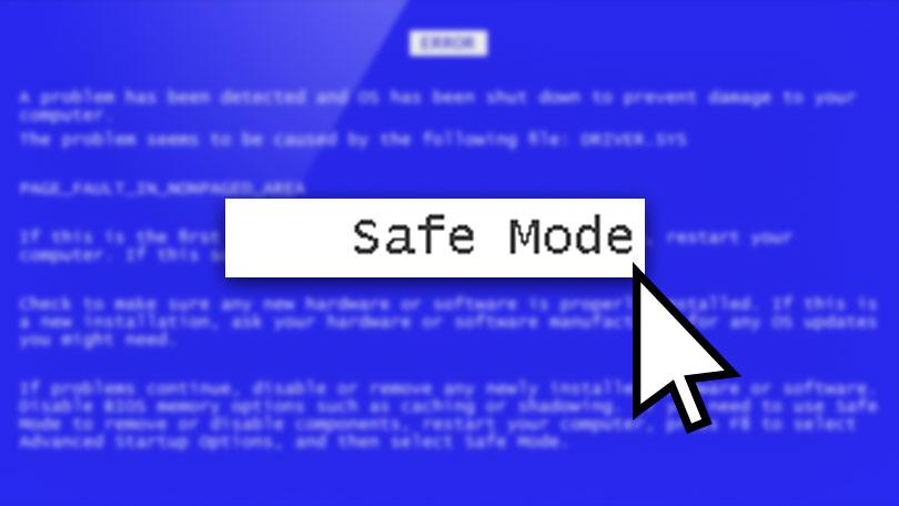 How To Boot Windows 10 Easily In SAFE MODE