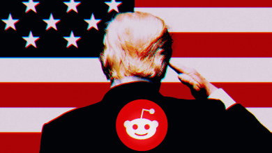 Hackers Defaced Dozens Of Sub-Reddits With Pro-Trump Messages