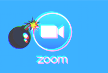 Photo of Zoom Can Alert Rooms Creaters of Possible Zoombombing Attacks
