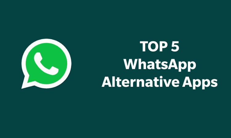These Are The Best Alternative For WhatsApp