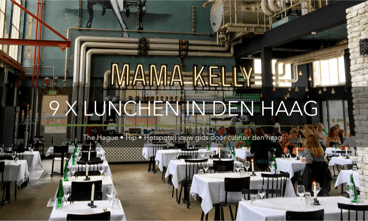 9 x LUNCHEN IN DEN HAAG