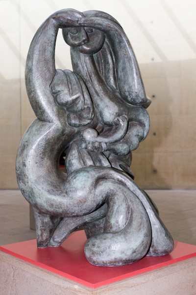 Jacques Lipchitz Exhibition