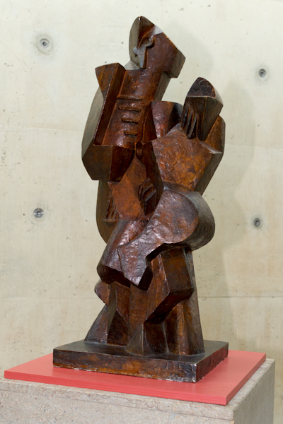 Sailor with Guitar - Jacques Lipchitz Exhibition