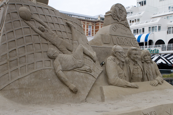 International Sand Sculpture Festival - Scheveningen