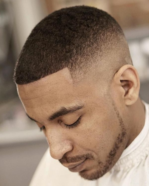Black Men Haircut Styles to Get in A Barber Shop 4